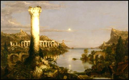 Ciudad ruinas