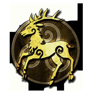 Símbolo de Curadhan para Edanna en Lavondyss