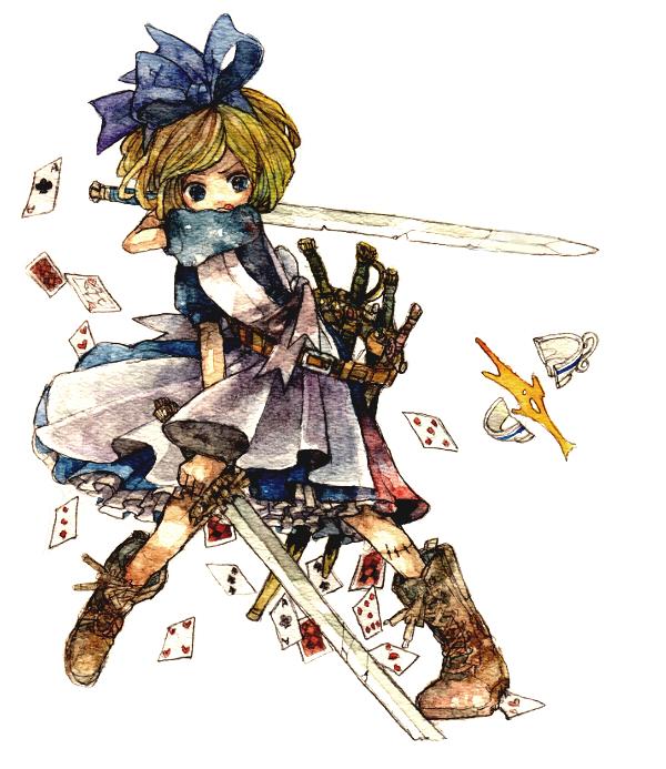 Pequeña Alice