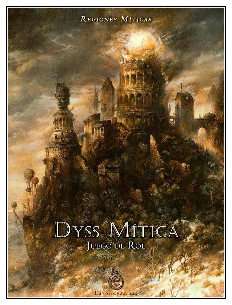 Dyss Mítica. Promoción del juego de rol