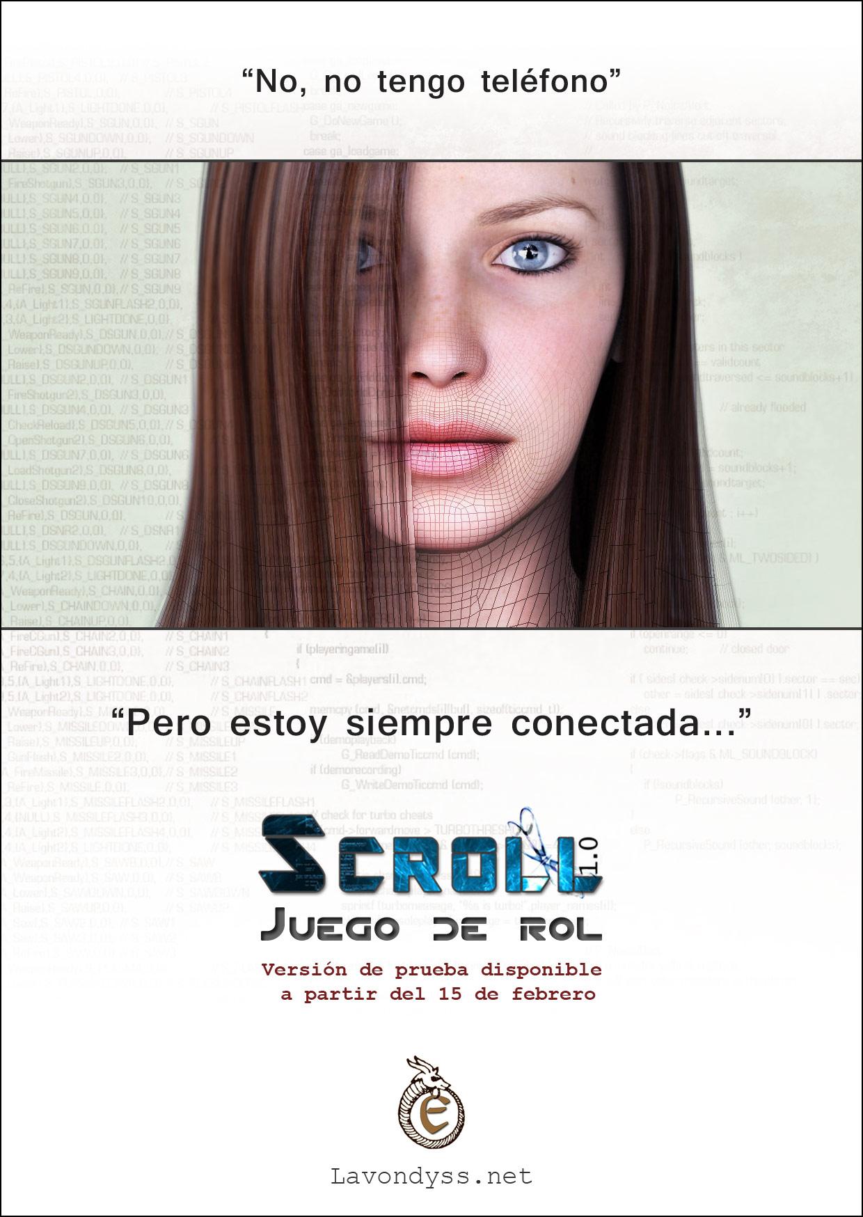 Scroll 1.0 Promoción
