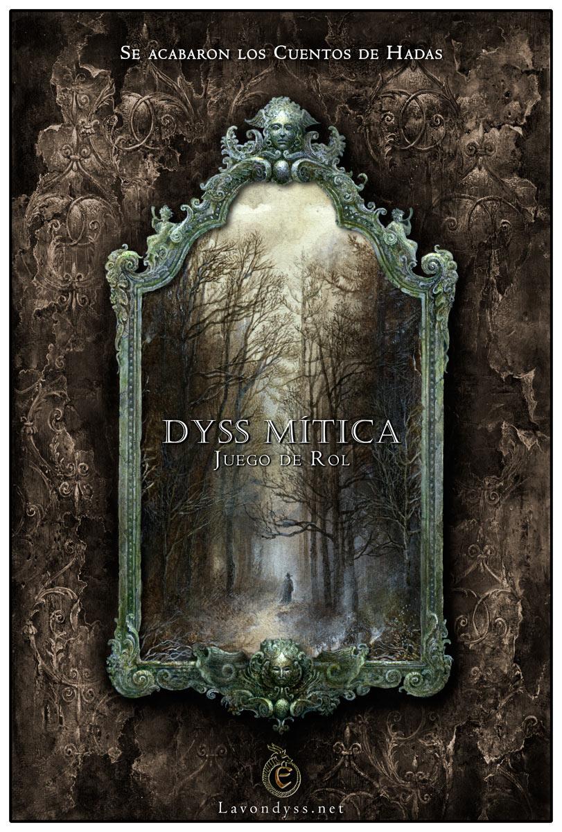 Dyss Mítica, cartel de promoción