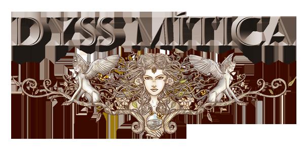 Dyss Mítica logo