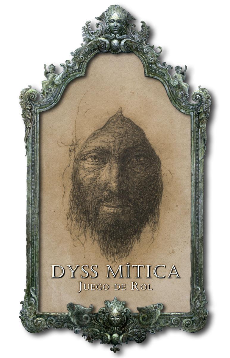 Dyss Mítica-retrato de espejo