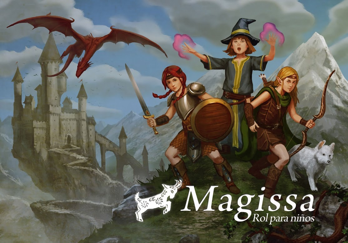 Portada Magissa