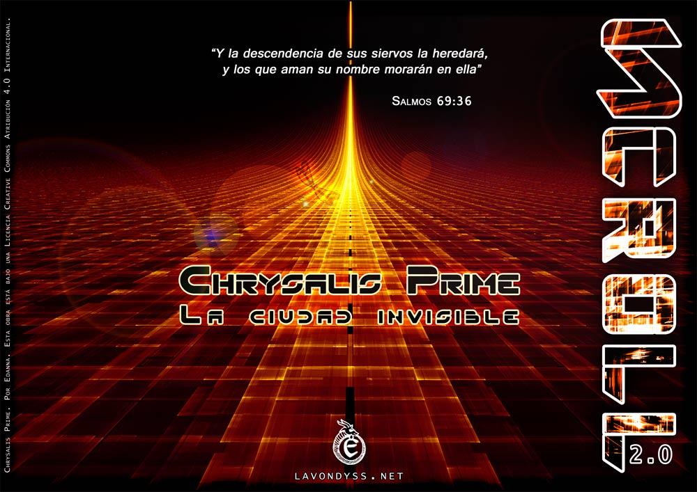 Portada Chrysalis Prime